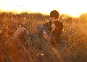 在我心中任何时刻都只有想你!爱你!