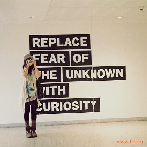 、改变自我,挑战自我,从现在开始。