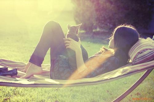 那天阳光温暖就那样没有期遇的遇见了你