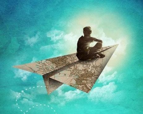 若要梦想实现,先从梦中醒来